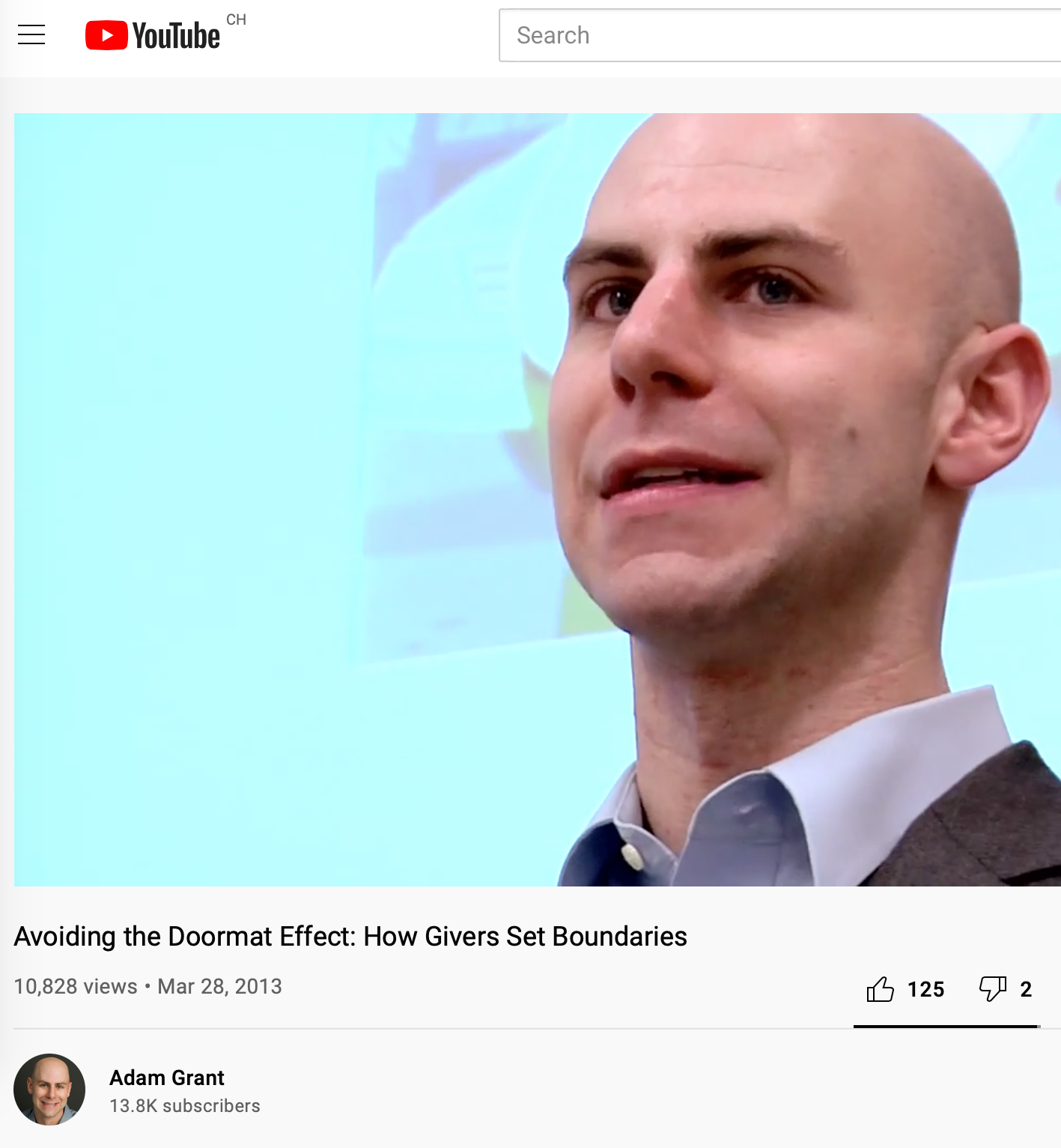 Adam Grant Quiet Time Policy Boundary